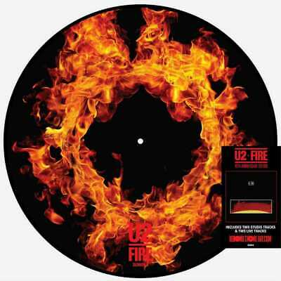 £25.95 • Buy U2 - Fire 40th Anniversary Edition (NEW PICTURE DISC VINYL) RECORD STORE DAY 21