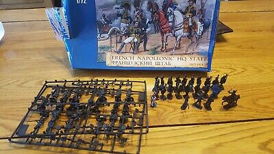 £0.01 • Buy 1/72  Zvezda French Napoleonic HQ Staff Boxed & French Imperial Guard Unboxed .