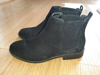 £4.99 • Buy Primark Suede Look Chelsea Boots. Size 5. Lovely Condition!