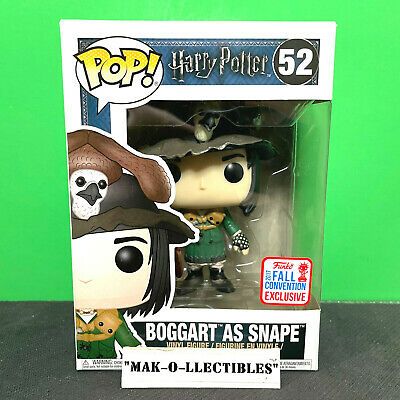 $ CDN41.09 • Buy Funko Pop! Harry Potter Boggart As Snape #52 Nycc Shared Exclusive (non-mint)