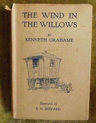 £10.50 • Buy The Wind In The Willows - Kenneth Grahame, Illustrated By E. H Shepard, 58th Ed.