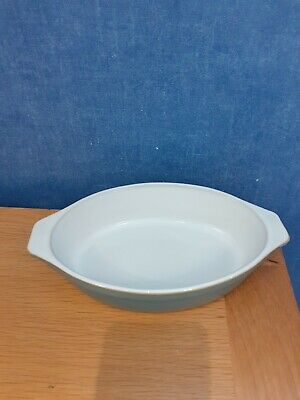 £10 • Buy Denby Pale Blue Small Gratin Dish (possibly Colonial Blue,Azure Or Blue Jetty)