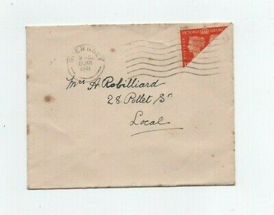 £4.99 • Buy Guernsey, German Occupation Bisect Cover , Commercial Usage