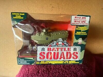 $49.99 • Buy Battle Squads M-113 Apc Mint And Unused Still In The Box By Galoob Toys Inc.