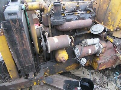 £575 • Buy David Brown 880 Selectamatic 3 Cyl Engine Complete And Running