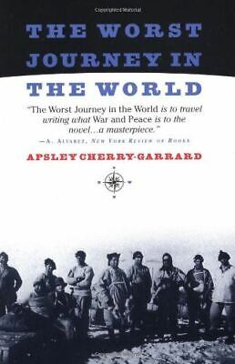£9.25 • Buy Cherry-Garrard, Apsley, The Worst Journey In The World, Like New, Paperback