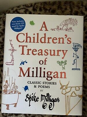 £10 • Buy A Children's Treasury Of Milligan: Classic Stories And Poems By Spike...