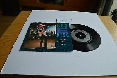 """£2 • Buy  Ben E. King Stand By Me 7"""" Vinyl Single In Picture Sleeve"""