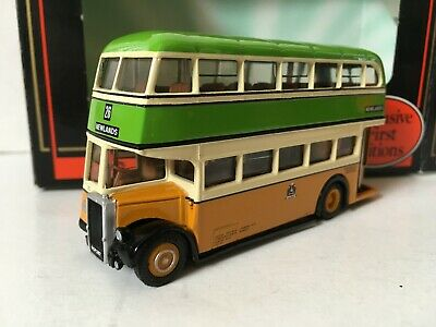 £13.99 • Buy EFE 16117 Leyland PD2 Halifax Corporation 1/76 Scale Boxed Free Post