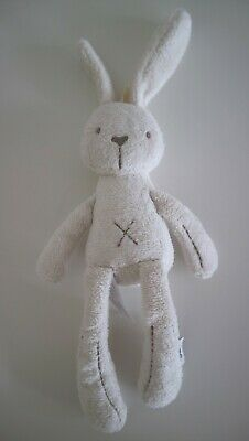 £5.99 • Buy Mamas And Papas Bunny Rabbit Soft Toy Chime Bell Rattle