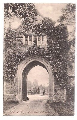 £1.50 • Buy HERENDEN GATEWAY, TENTERDEN, KENT Used Vintage Postcard By A Ridley  1931 Pm