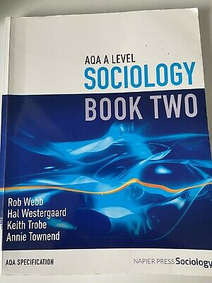 £12.99 • Buy AQA A Level Sociology Book Two