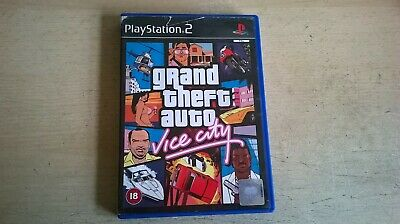 £3.65 • Buy GRAND THEFT AUTO VICE CITY - ORIGINAL PLAYSTATION PS2 GAME / + 60GB PS3 FastPost