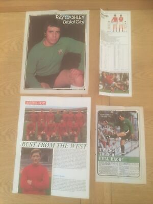 £1 • Buy Bristol City FC Pictures And Cuttings