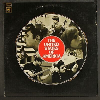 £54.56 • Buy UNITED STATES OF AMERICA: The United States Of America COLUMBIA 12  LP 33 RPM