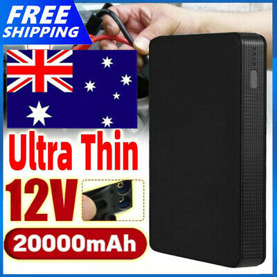 AU37.89 • Buy 20000mAh Car Jump Starter Power Bank Pack Vehicle Charger Battery Engine Booste