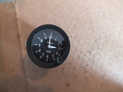 £20 • Buy   Classic Car Smiths Transistor 12 Volt Clock  - Reliant Simitar  & Others