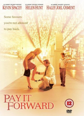 AU7.68 • Buy Kevin Spacey, Helen Hunt-Pay It Forward DVD NEW
