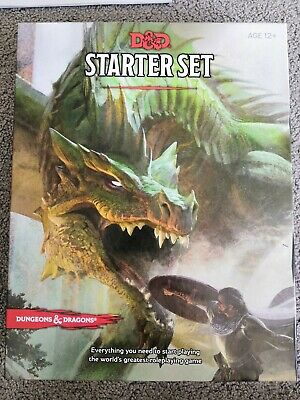 £6.40 • Buy Dungeons & Dragons Starter Set - D&D Boxed Game - Wizards Of The Coast. Unused