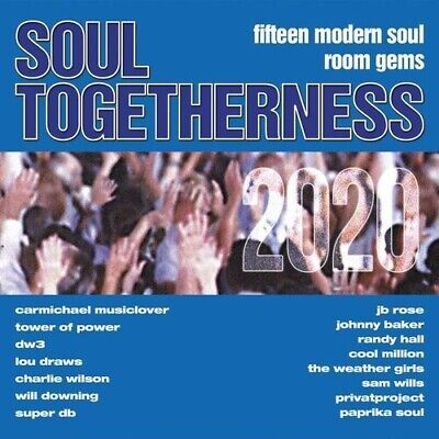 £18.42 • Buy Soul Togetherness 2020 / Various New Cd