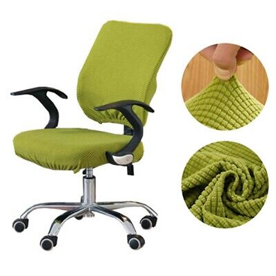 AU14.20 • Buy Thicken Elastic Office Chair Cover Back Seat Cover Stretch Spandex Cover