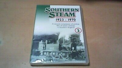 £11.99 • Buy Southern Steam-dvd- 1923-1970 --trains-new-sealed-railways-vol 2-south England