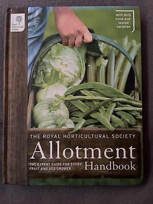 £2.80 • Buy The RHS Allotment Handbook: The Expert Guide For Every Fruit And Veg Grower...