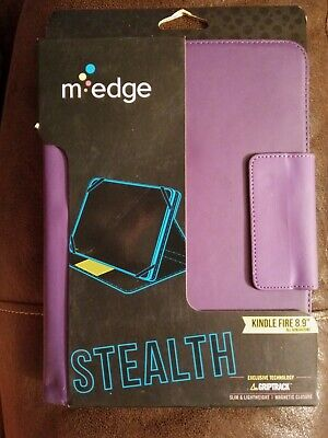 $16.99 • Buy M.Edge STEALTH Kindle Fire Case 8.9Inch