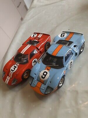 £44.99 • Buy Slot Cars  Scalextric Hornby Ford Gt 40 X2