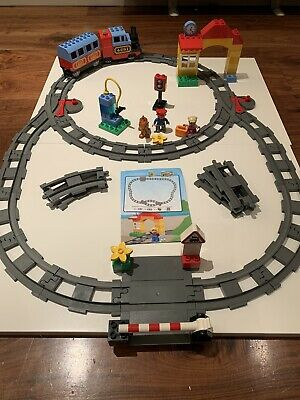 £17 • Buy Lego Duplo Motorised Train (10507) And Accessory Set (10506) - Complete