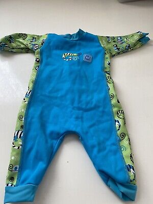 £4.99 • Buy Splash About Warm In One Neoprene Baby Wetsuit (small / 0-6months)