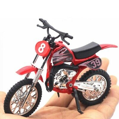 £7.84 • Buy Mini Alloy Finger Motor Bicycle Model Bike Fans Kids Game Toy Gift High Quality