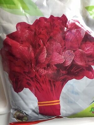 £1.65 • Buy Bangladeshi/Asian Red Spinach Lal Shak Red Amaranth Seeds - 10gm