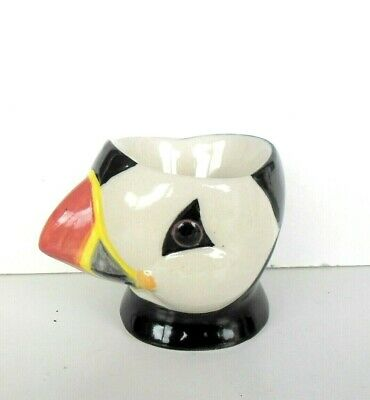 £2.99 • Buy Quail Puffin Egg Cup