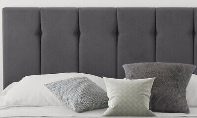 £28.99 • Buy Headboard Turin Fabric 20  OSLO Upholstered Bed - All Sizes & Colours