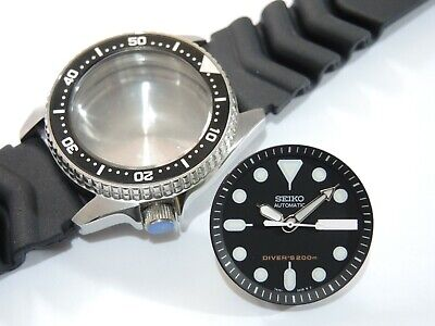 $ CDN119.59 • Buy New Replacement Seiko Case Kit Fits Seiko Skx013 (7s26-0030) Diver's Watch