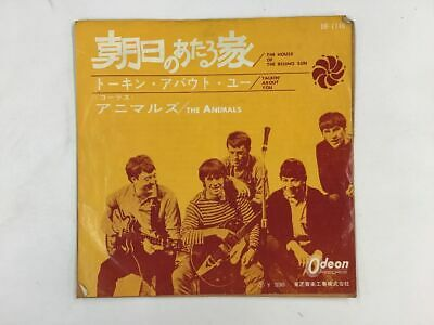£2.90 • Buy THE ANIMALS THE HOUSE OF THE RISING SUN ODEON OR-1146 Japan VINYL Single