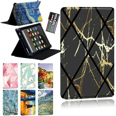 £7.99 • Buy Leather Smart Stand Case Cover Fit Amazon Kindle/Fire 7/ HD 10 /10 Plus Tablet