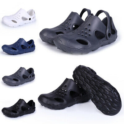 £13.99 • Buy Men Beach Shoes Slippers Water Sandals Clogs Hollow-out Outdoor Sports Sneakers