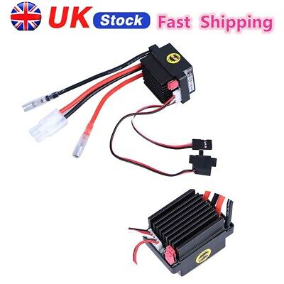 £9.39 • Buy Double Way 320A ESC Brush Motor Speed Controller And For RC Car Boat Model