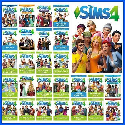 AU13.35 • Buy The Sims 4 ✅ All Expansion Packs ✅ Origin ✅ Warranty ✅ WIN/MAC ✅