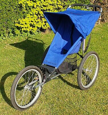 £250 • Buy Baby Jogger Stroller Big Wheels For Runner Very Good Condition