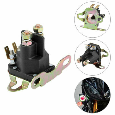 £7.25 • Buy Universal 4-pole Starter Solenoid Relay Lawn Mower For BRIGGS STRATTON Motorboat