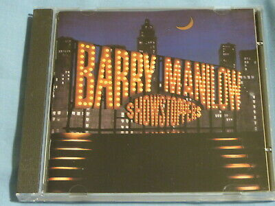 £1.50 • Buy BARRY MANILOW Showstoppers (CD 1991) ORIGINAL RELEASE
