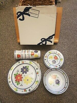 £5.50 • Buy New WHITTARD OF CHELSEA 16 Piece Picnic Set For Summer Dining / Camping