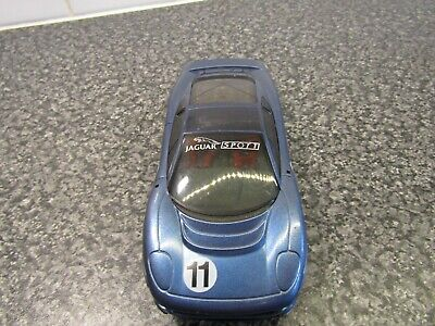 £9.99 • Buy Hornby Scalextric Jaguar XJ220C #11 C290, CHECKED & WORKING