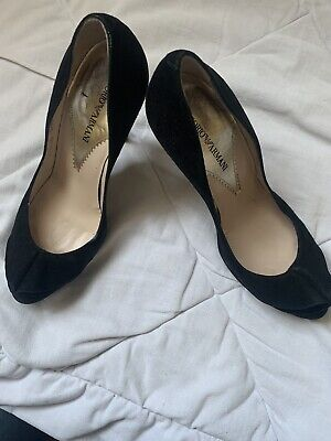 £8 • Buy Emporio Armani Womens Shoes Size 4