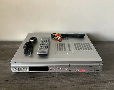 £85.90 • Buy Pioneer DVD Recorder With Remote DVR231-AV Tested & Working, Free Shipping