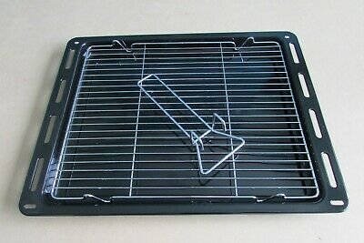 £34.75 • Buy PRIMA OVEN COOKER GRILL PAN / ROASTING TRAY & GRID & HANDLE 475 X 365  GENUINE