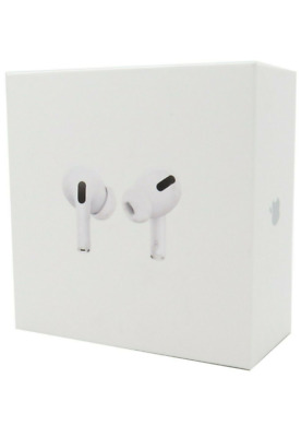 $ CDN161.84 • Buy Apple AirPods Pro With Wireless Charging Case White MWP22AM/A